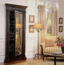 jewelry armoire full length mirror full length mirror jewelry box designlee floor armoire