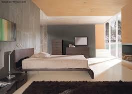 Modern Bed Set Furniture Cosmo Modern Bedroom Set