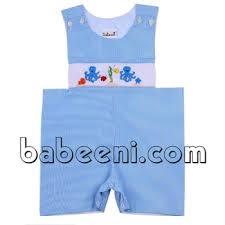 baby boy smocked clothing with octopus smocked jon jon