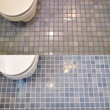 Shower Floor Mosaic Tiles by Portfolio Northwest Grout Works