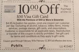 who buy gift cards publix coupon for 10 50 visa gift card who said nothing in