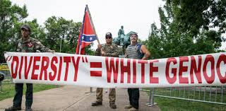 White Power Flags We Cannot Deny The Violence Of White Supremacy Any More