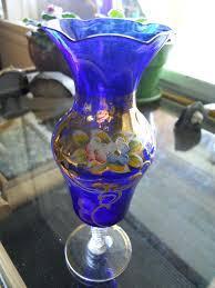 Purple Vases Cheap Blue Glass Vases For Centerpieces Ebay Cobalt Cheap 27085 Gallery