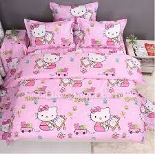 Beautiful Girls Bedding by Beautiful Pink Hello Kitty Bedding Girls Bedding Kids Bedding Sets