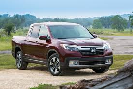 american honda motor co inc 2017 honda ridgeline moves to the front for fuel economy