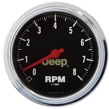 jeep wrangler speedometer autometer officially licensed jeep gauges