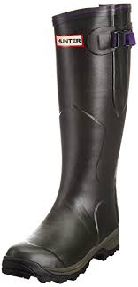womens neoprene boots canada s balmoral olive wellington boot w24039 4