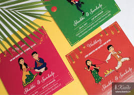 Wedding Invitations India Kards Creative U0026 Custom Designed Indian Wedding Invitations