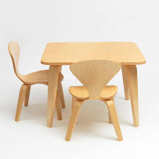 cherner children u0027s 30 inch table by cherner chair yliving