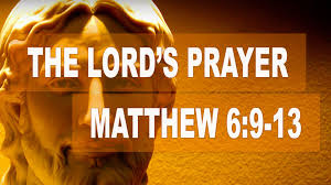 the lord u0027s prayer our father matthew 6 9 13 youtube