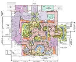 Georgia Aquarium Floor Plan Experience Migration Project National Zoo Zoo Design