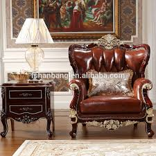 antique style living room furniture luxury antique royal style gold carved wood leather living room