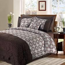 Plaid Bedding Set Plaid Comforters And Bedding Sets Ebay