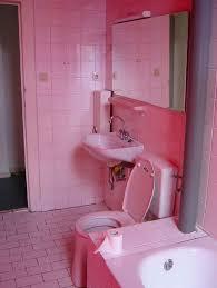 bathroom cabinets pink bathroom decor cylinder glass bottle