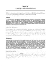 Term Sheet Template Term Sheet Template Sle Form Biztree Com