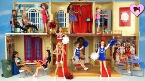 high high school house disney high school musical playset doll house
