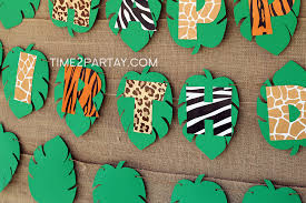 jungle themed birthday party jungle birthday party ideas photo 4 of 45 catch my party