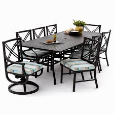 Patio Height Dining Set - 9 piece patio high dining set home and furnitures design