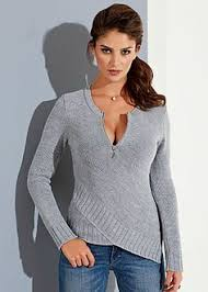 v neck sweater s cable knit sweater with sleeves and decorative buttons 100