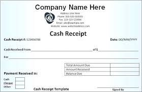 printable cash receipt book free receipt template cash payment receipt template free free online