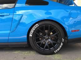1995 Black Mustang White Letter Tires Ford Mustang Forum