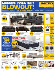 united furniture warehouse canada flyers united furniture warehouse flyer april 4 to 13