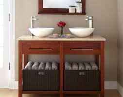 creative bathroom storage ideas cylinder glass candle holder