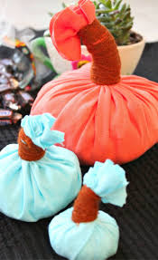 how to make a pumpkin home decor out of old t shirts blogger bests need ideas for a fun and super frugal diy home decor project to get your house
