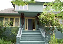 Impressive Nuance Modern Blue Nuance Of The Exterior Colour Paint That Has Blue