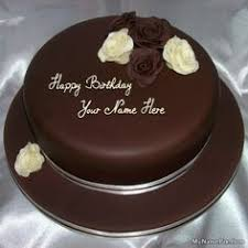 write name on happy birthday cake for sister online create happy
