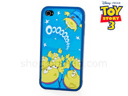 4 toy story space aliens ooooooohhh phone case limited edition