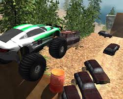 monster truck backflip videos monster truck racing wild ride android apps on google play