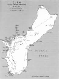 Map Of Guam Hyperwar Usmc Operations In Wwii Vol Iii Central Pacific Drive