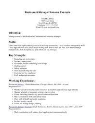 Fine Dining Server Resume Sample by Resume For Restaurant Server Format Download Pdf Restaurant