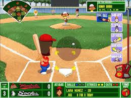 backyard baseball league pc tournament game 6 which wombat was
