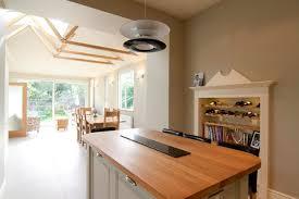 kitchen island worktop oak island worktop with granite insert oak worktops