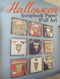 themed scrapbook paper wall what knows