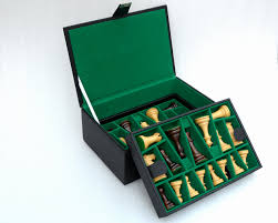 buy solid quality chess storage box for large chess pieces online