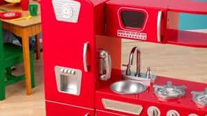 kidkraft red retro kitchen video dailymotion