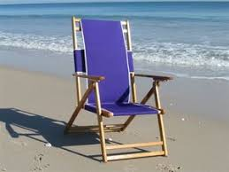 Canvas Deck Chair Plans Pdf by Cabana Beach Sling Chair