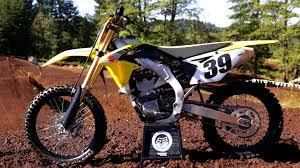 motocross action 450 shootout first ride 2017 suzuki rmz 450 motocross action magaazine youtube