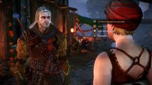the witcher 2 all geralt haircuts youtube