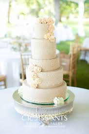5 tier wedding cake 5 tier wedding cake with lace pearl details croissants myrtle