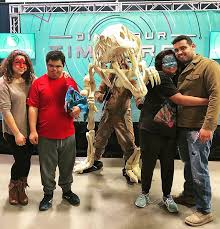 discover hair show st louis 2015 live interactive dinosaur exhibit event for kids discover the