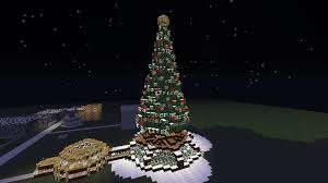 Decorate Christmas Tree Minecraft by Giant Christmas Tree Schematic Minecraft Project