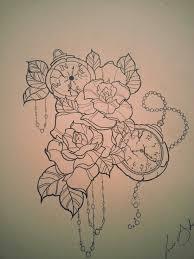 Flower And Bird Tattoo - best 25 time flies tattoo ideas on pinterest time heals tattoo