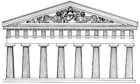 Architectural Pediment Design Top Architectural Pediment Design Temple Of Artemis At