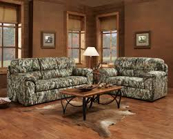 incredible living room interior design with camouflage furniture