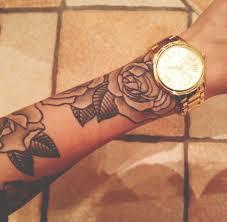 half sleeve tattoos search flesh bones