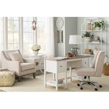 desk for two home office two person desk wayfair